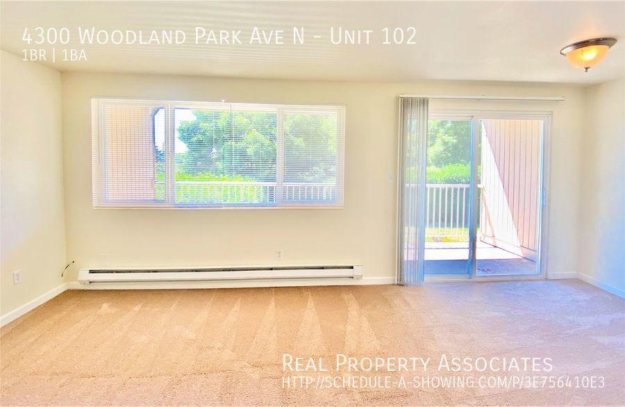 4300 Woodland Park Ave N, Unit 102, Seattle WA 98103 - Photo 1