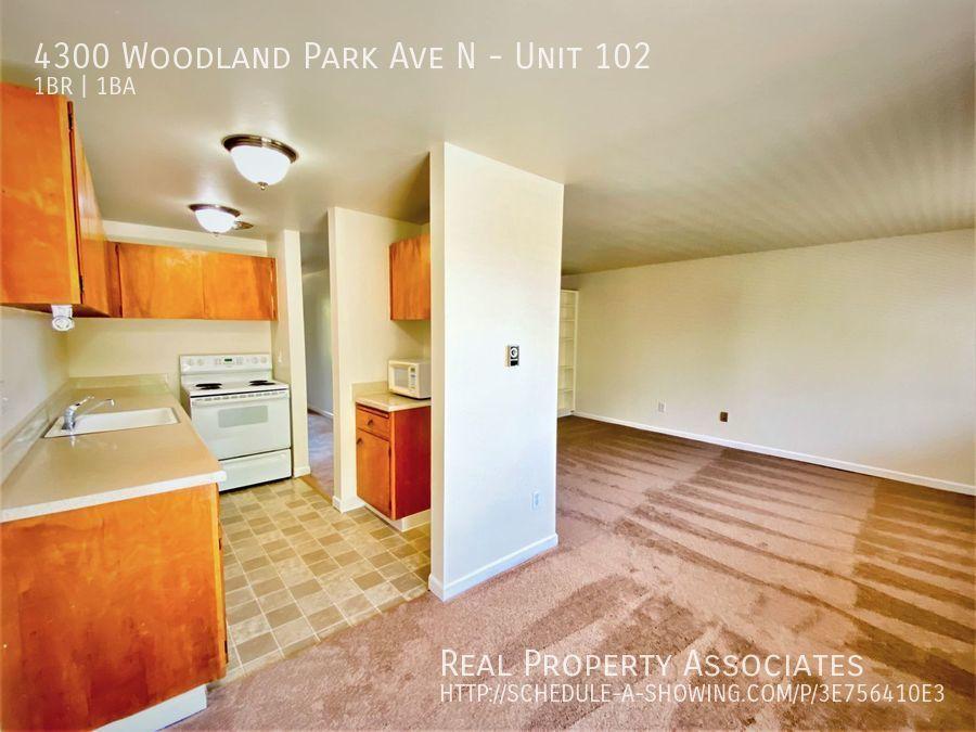4300 Woodland Park Ave N, Unit 102, Seattle WA 98103 - Photo 3