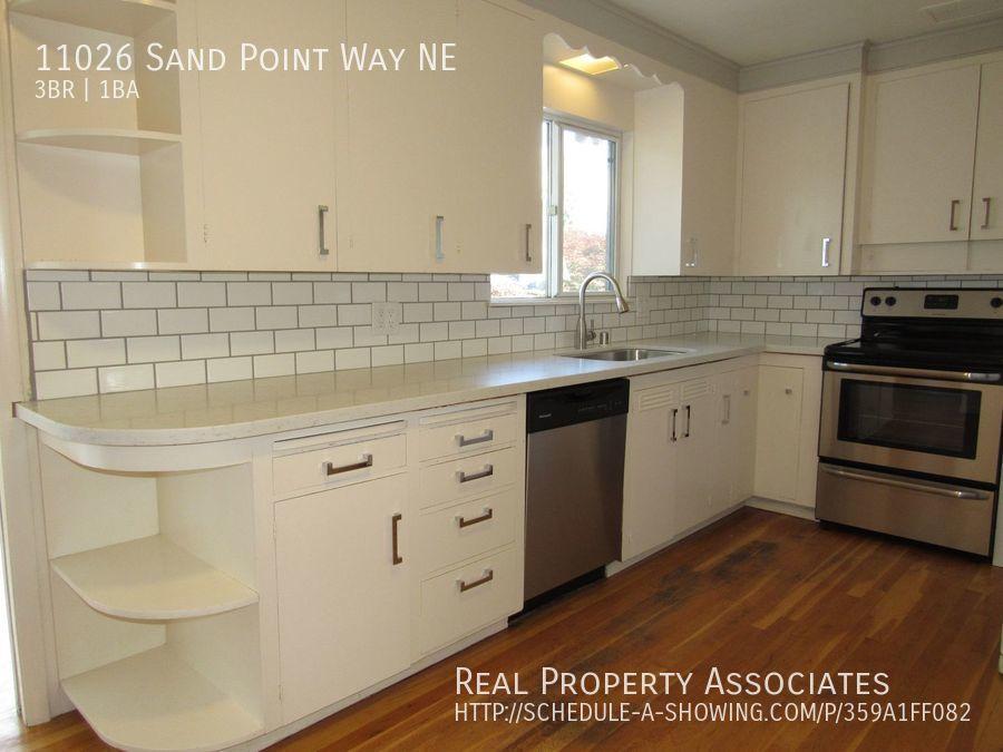 11026 Sand Point Way NE, Seattle WA 98125 - Photo 1