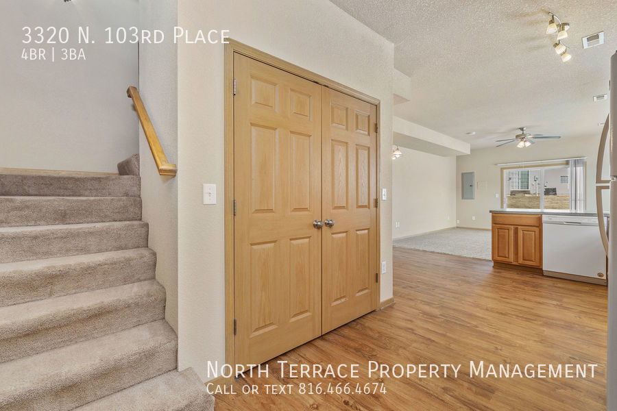 Townhouse for Rent in Kansas City