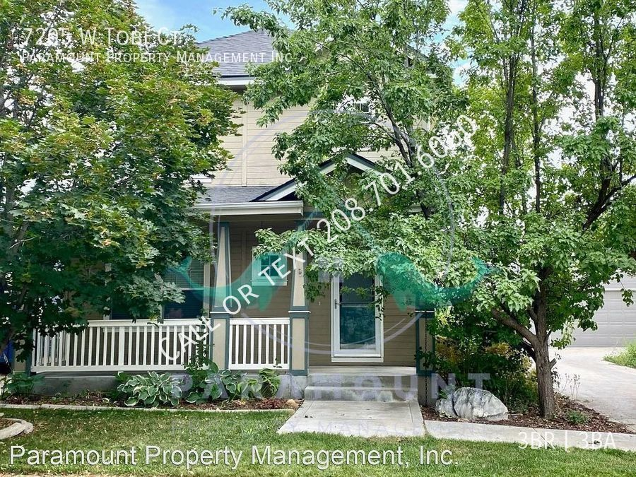 Pet Friendly for Rent in Boise