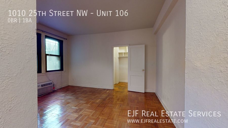 1010 25th Street NW, Unit 106 Washington DC 20037