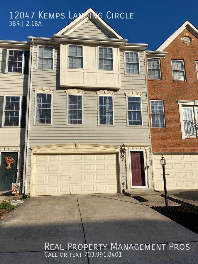 Townhouse for Rent in Manassas