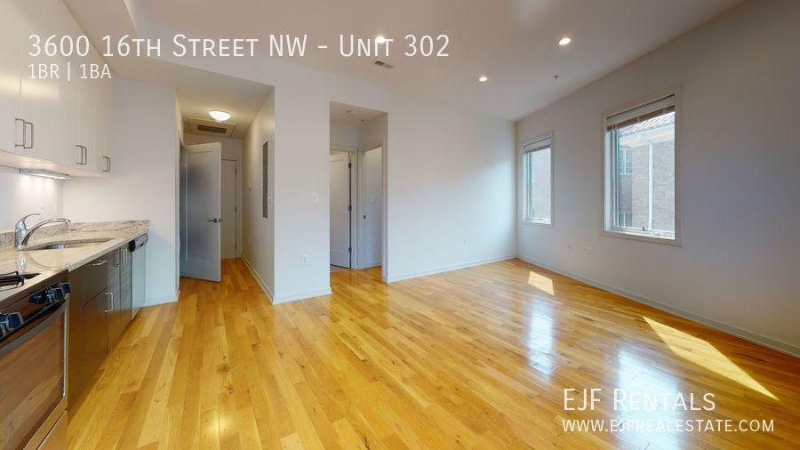3600 16th Street NW, Unit 302 Washington DC 20010