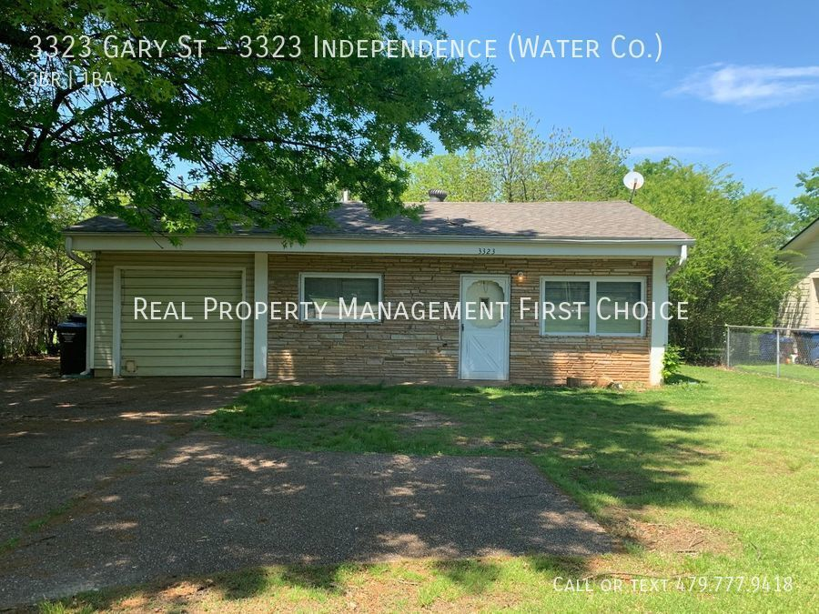 Apartment for Rent in Fort Smith