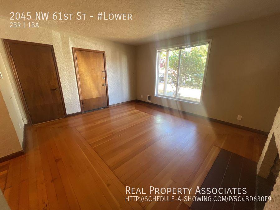 2045 NW 61st St, #Lower, Seattle WA 98107 - Photo 4