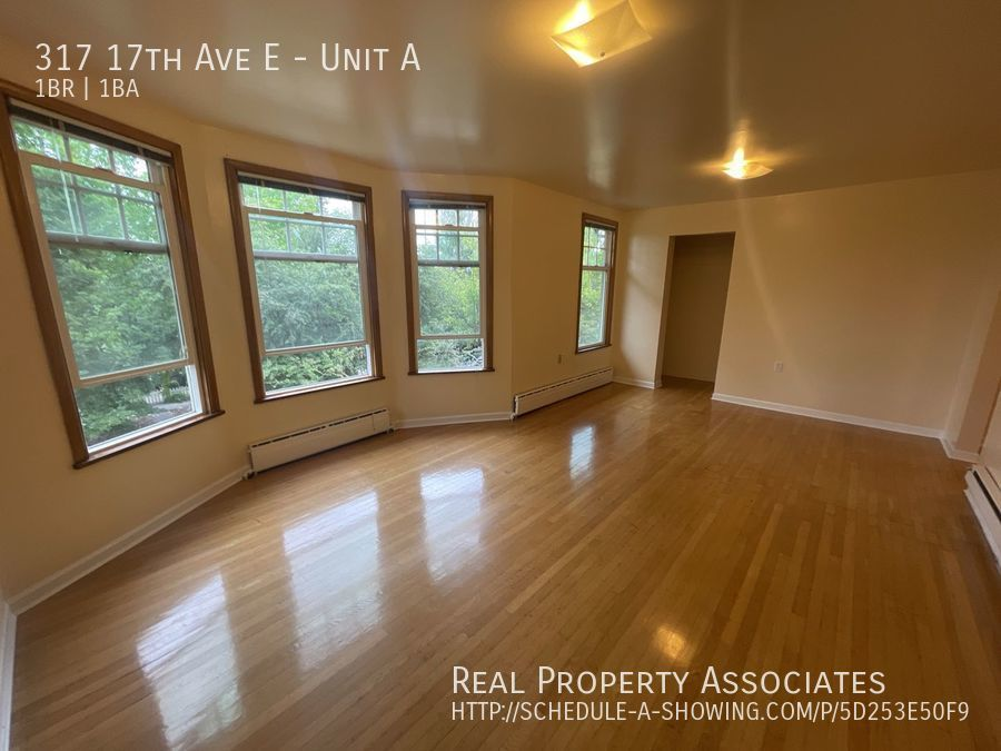 317 17th Ave E, Unit A, Seattle WA 98112 Photo