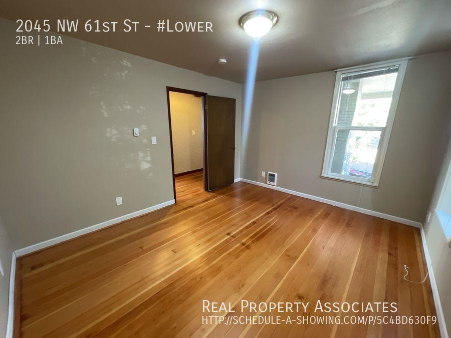 2045 NW 61st St, #Lower, Seattle WA 98107 - Photo 5