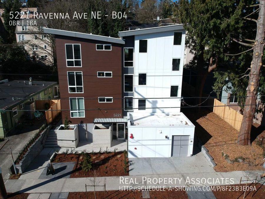 5221 Ravenna Ave NE, B04, Seattle WA 98105 Photo