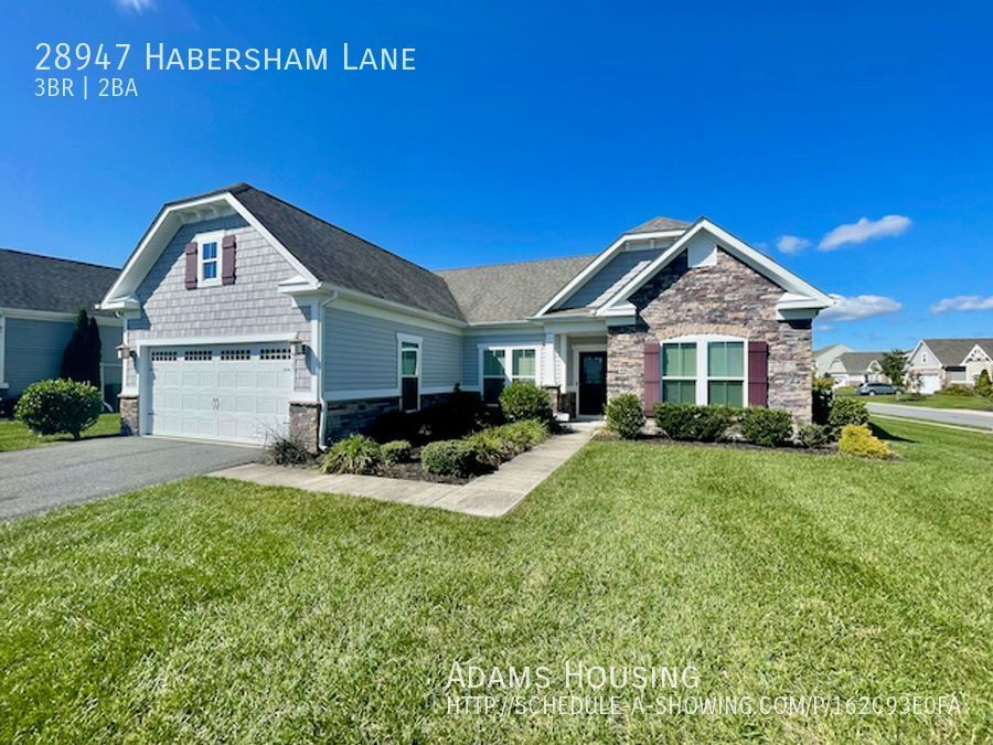 House for Rent in Dagsboro