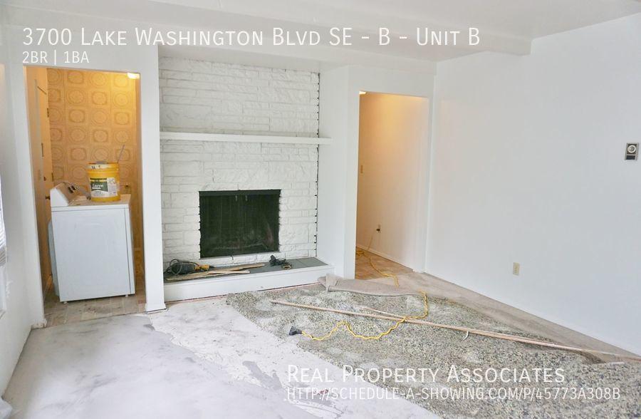 3700 Lake Washington Blvd SE - B, Unit B, Bellevue WA 9806 - Photo 3