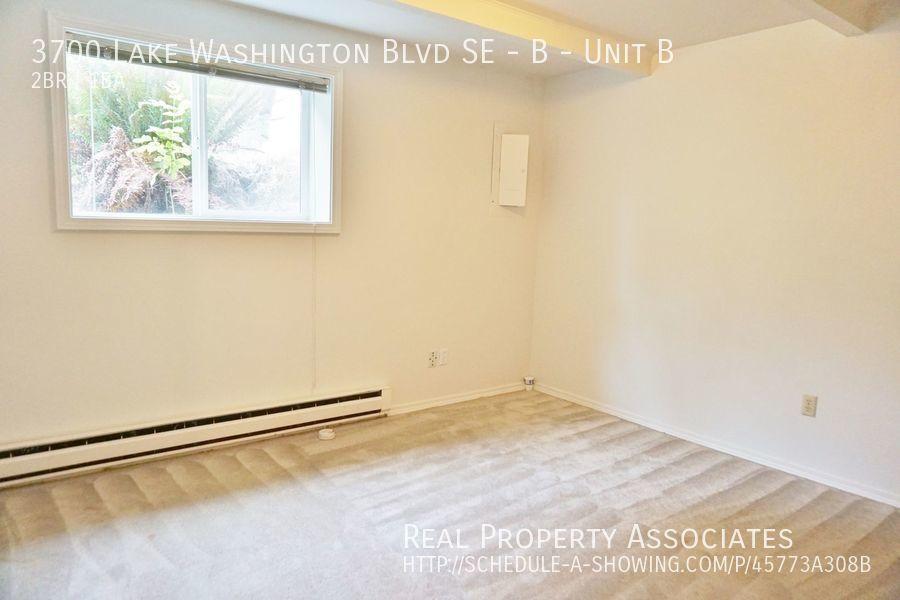 3700 Lake Washington Blvd SE - B, Unit B, Bellevue WA 9806 - Photo 14