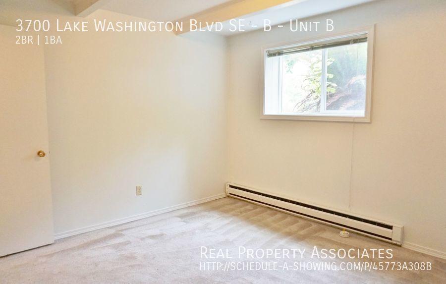 3700 Lake Washington Blvd SE - B, Unit B, Bellevue WA 9806 - Photo 16
