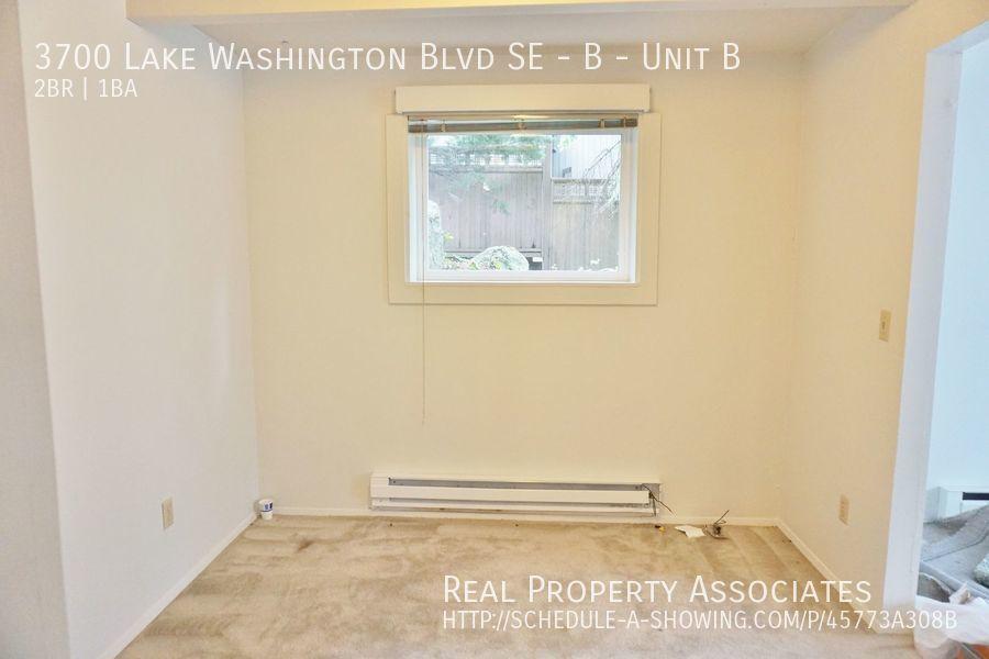 3700 Lake Washington Blvd SE - B, Unit B, Bellevue WA 9806 - Photo 29