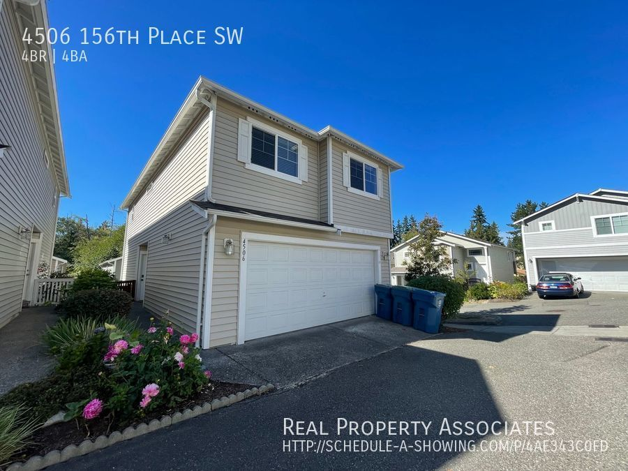 4506 156th Place SW, Lynnwood WA 98087 Photo