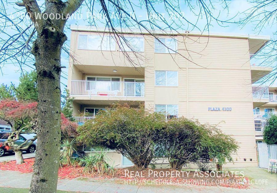 4300 Woodland Park Ave N, Unit 202, Seattle WA 98103 - Photo 2
