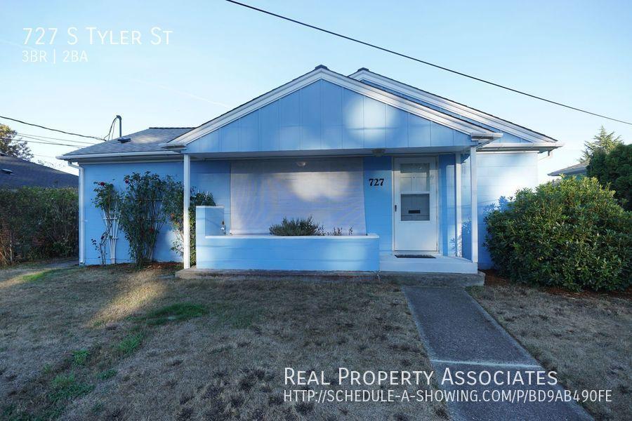 727 S Tyler St, Tacoma WA 98405 Photo