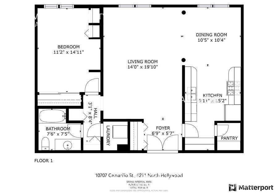 Floorplan   camarillo 10707 211