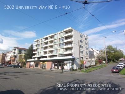 5202 University Way NE G, #10, Seattle WA 98105 - Photo 1