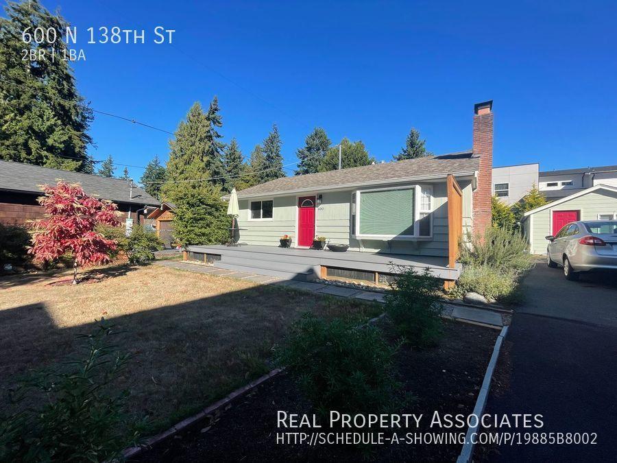 600 N 138th St, Seattle WA 98133 Photo