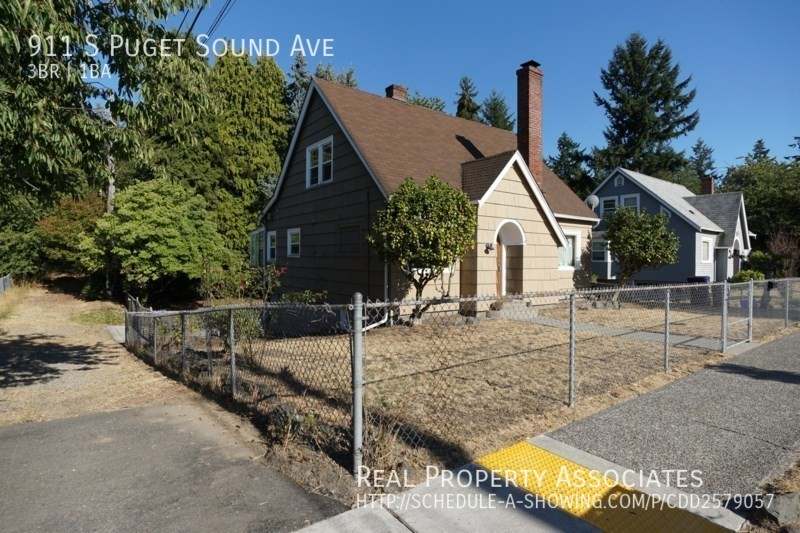 911 S Puget Sound Ave, Tacoma WA 98405 Photo