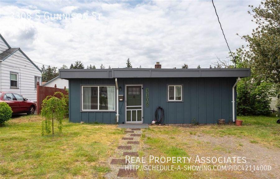 3308 S Gunnison St, Tacoma WA 98409 Photo