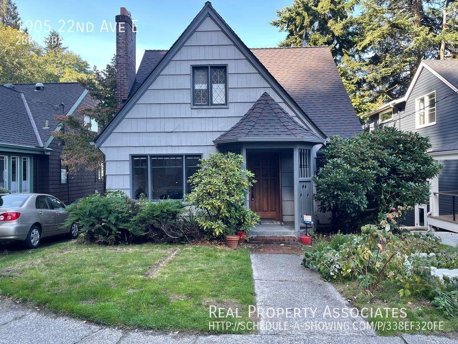 1905 22nd Ave E, Seattle WA 98112 Photo
