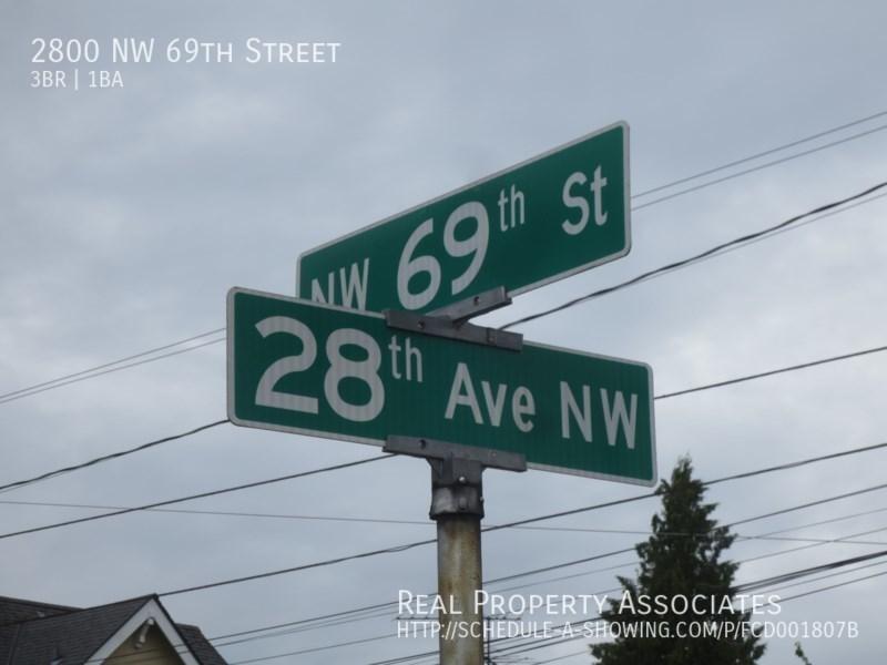 2800 NW 69th Street, Seattle WA 98117 Photo