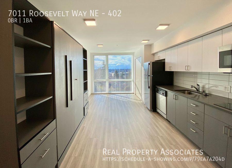 7011 Roosevelt Way NE, 402, Seattle WA 98115 - Photo 1