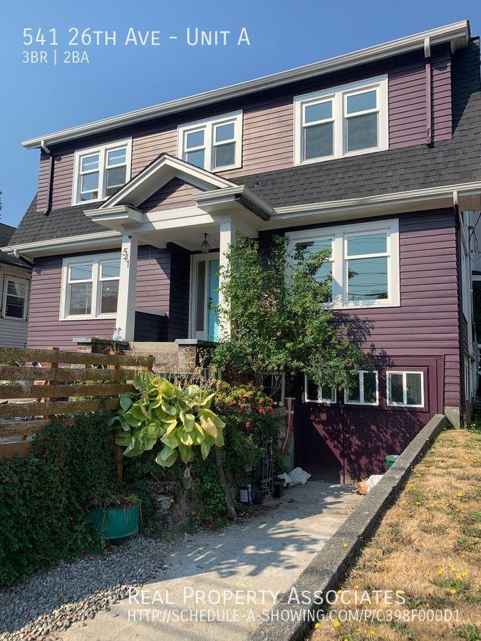 541 26th Ave, Unit A, Seattle WA  Photo