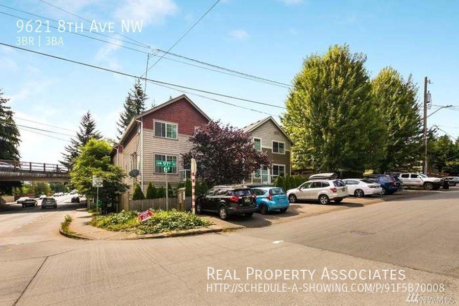 9621 8th Ave NW, Seattle WA 98117 Photo