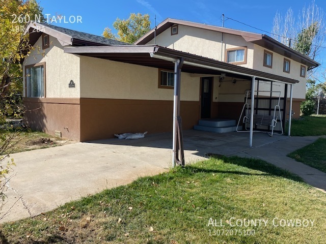 House for Rent in Laramie