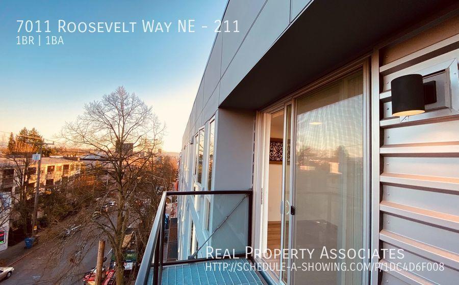 7011 Roosevelt Way NE, 211, Seattle WA 98115 - Photo 5