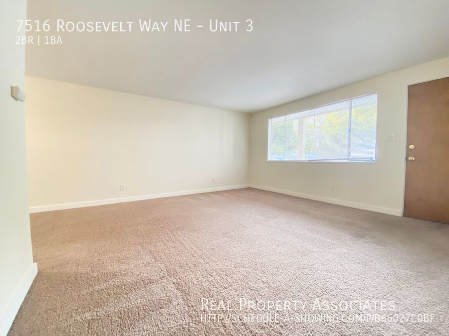 7516 Roosevelt Way NE, Unit 3,  WA 98115 - Photo 2