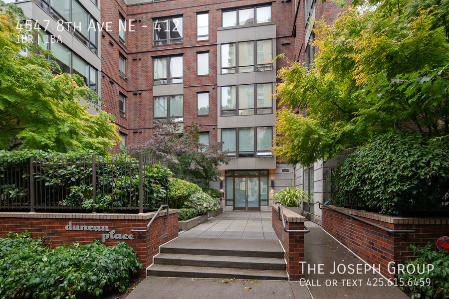 Amazing 1 bed/1 bath in Seattle's University District! - Photo 1