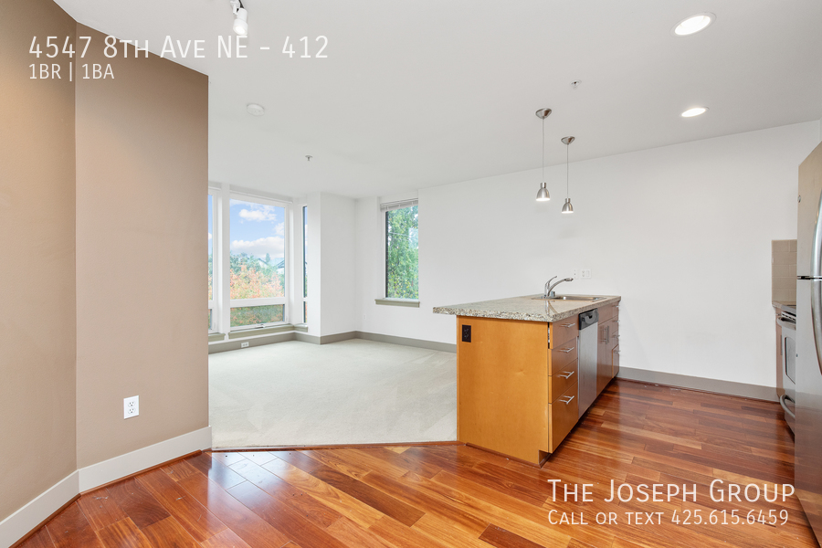 Amazing 1 bed/1 bath in Seattle's University District! - Photo 2