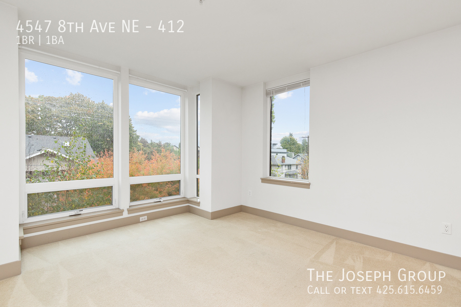 Amazing 1 bed/1 bath in Seattle's University District! - Photo 3