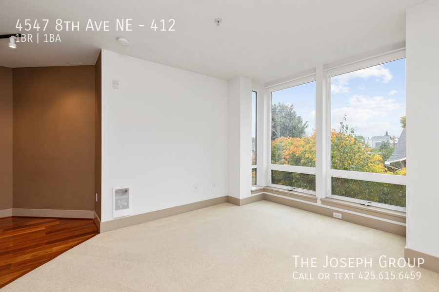 Amazing 1 bed/1 bath in Seattle's University District! - Photo 4