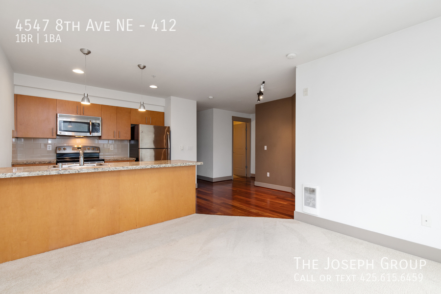 Amazing 1 bed/1 bath in Seattle's University District! - Photo 5