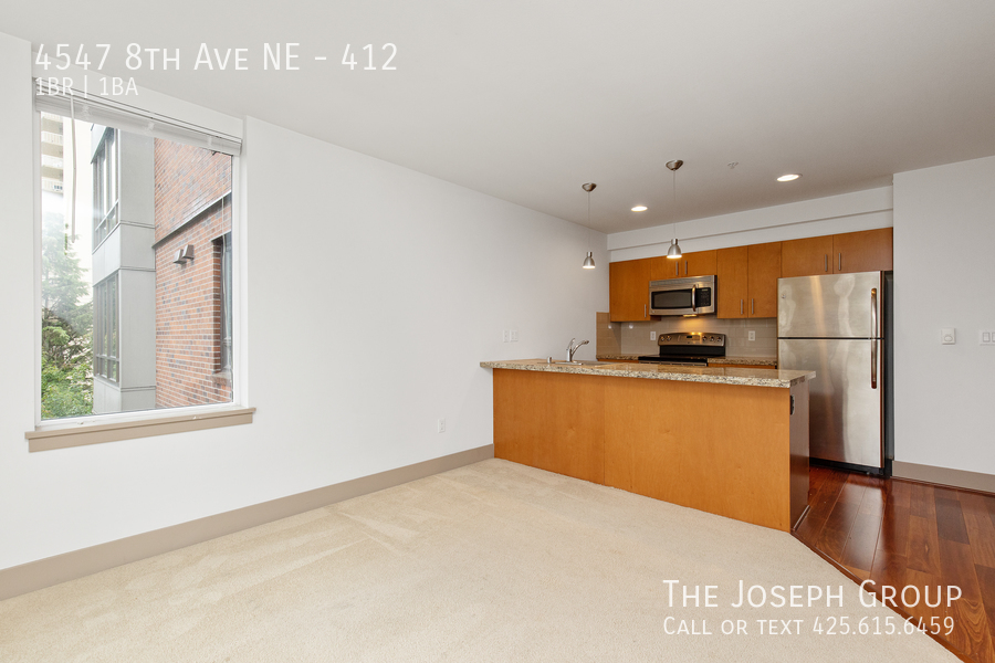 Amazing 1 bed/1 bath in Seattle's University District! - Photo 6
