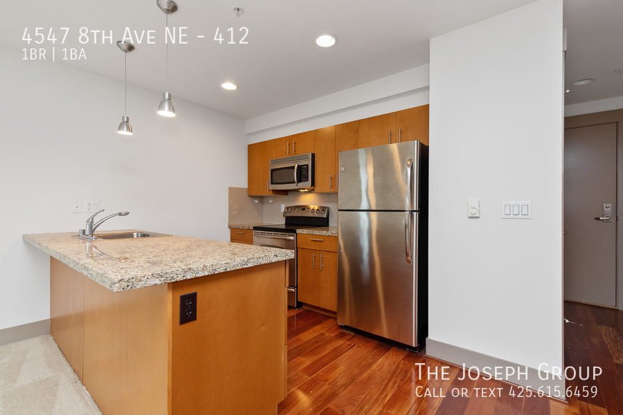 Amazing 1 bed/1 bath in Seattle's University District! - Photo 7