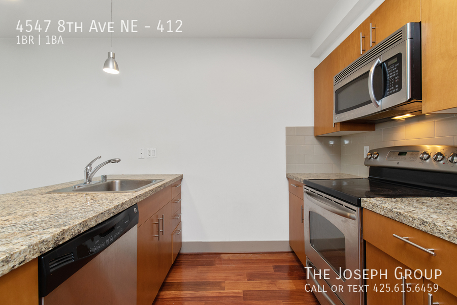 Amazing 1 bed/1 bath in Seattle's University District! - Photo 8