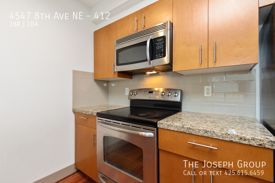 Amazing 1 bed/1 bath in Seattle's University District! - Photo 10