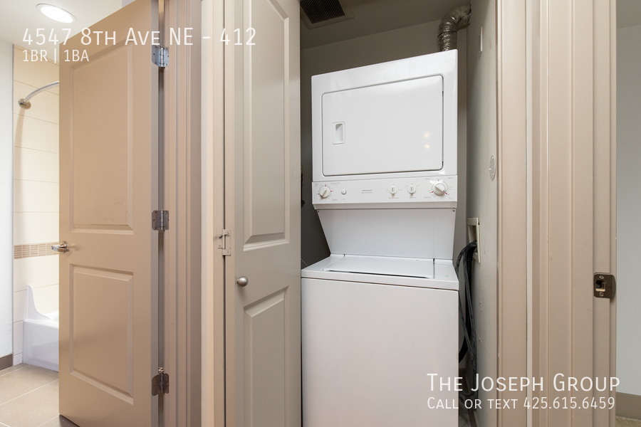 Amazing 1 bed/1 bath in Seattle's University District! - Photo 18