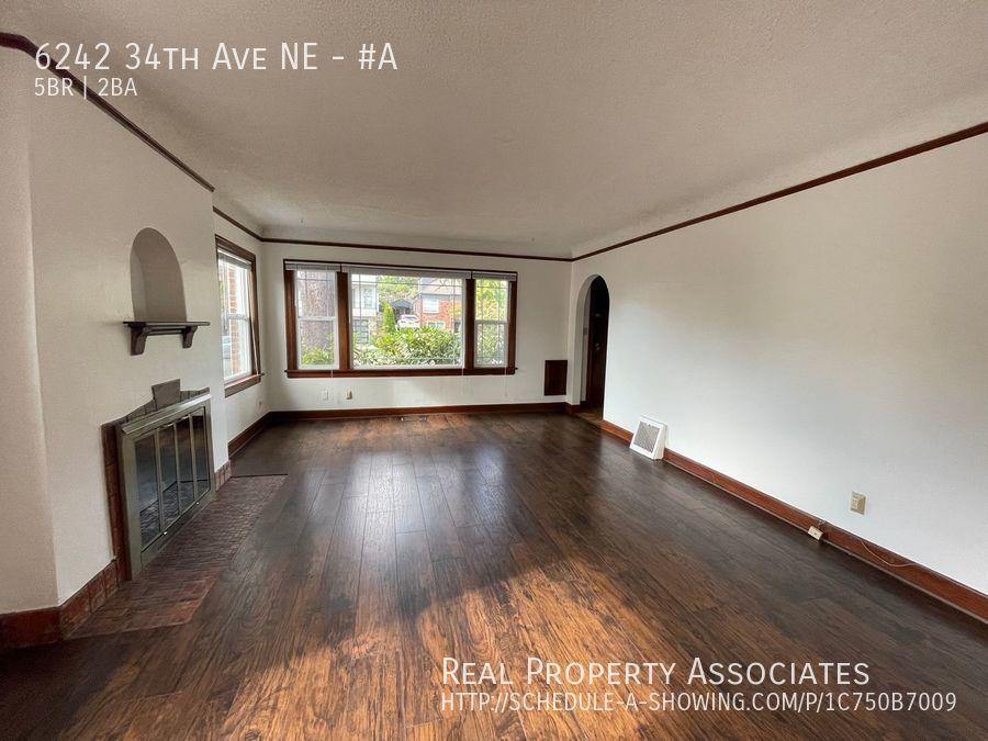 6242 34th Ave NE, #A, Seattle WA 98115 - Photo 5