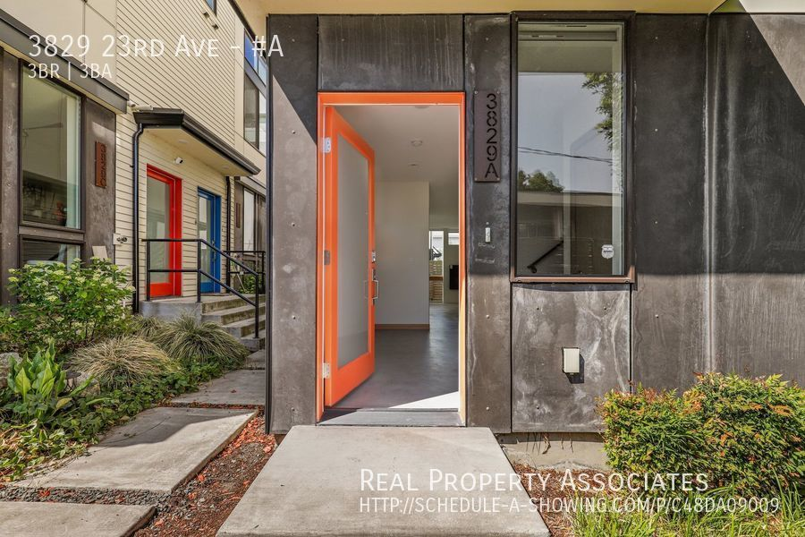 3829 23rd Ave, #A, Seattle WA 98199 Photo