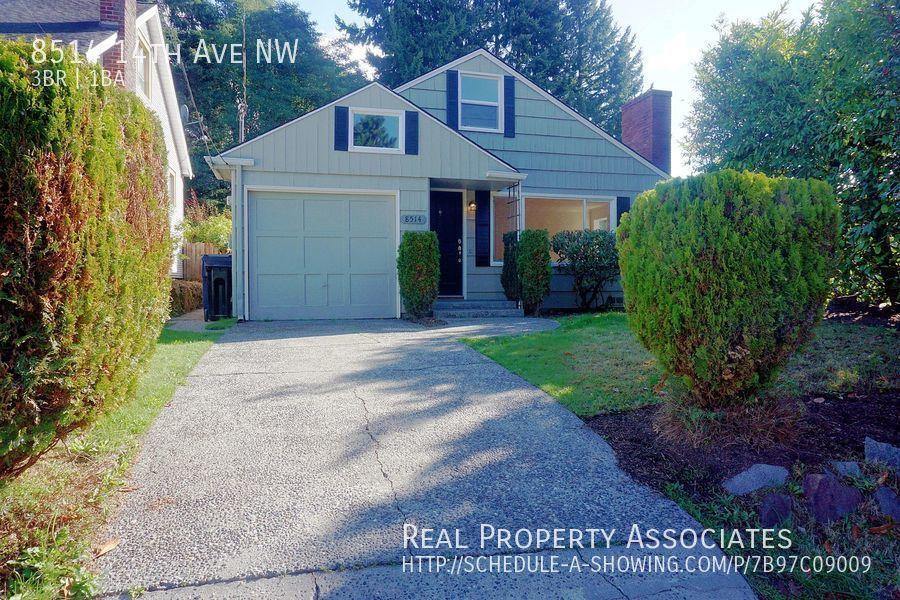 8514 14th Ave NW, Seattle WA 98117 Photo
