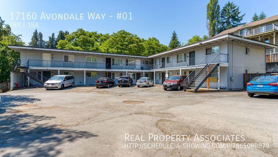 17160 Avondale Way, #01, Redmond WA 98052 Photo