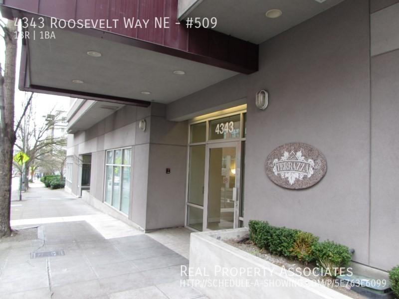 4343 Roosevelt Way NE, #509, Seattle WA 98115 - Photo 2