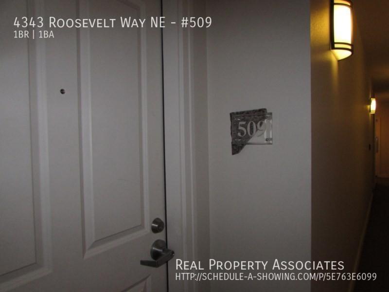 4343 Roosevelt Way NE, #509, Seattle WA 98115 - Photo 3